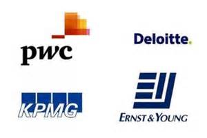 Big four accounting firm career path